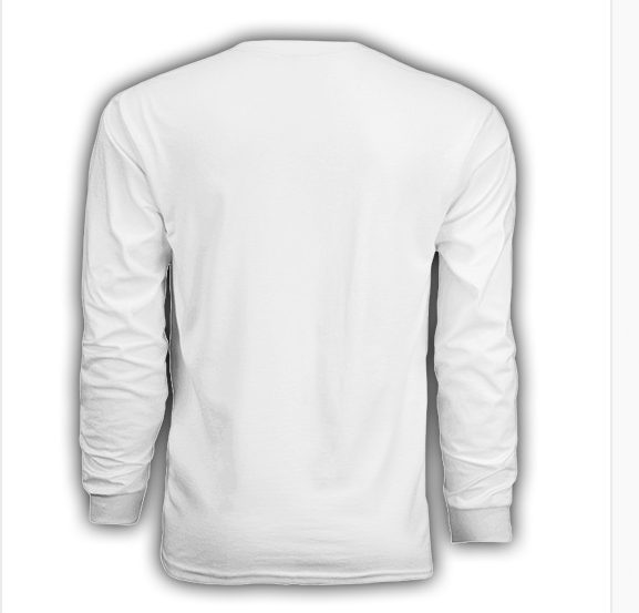 back long sleeve
